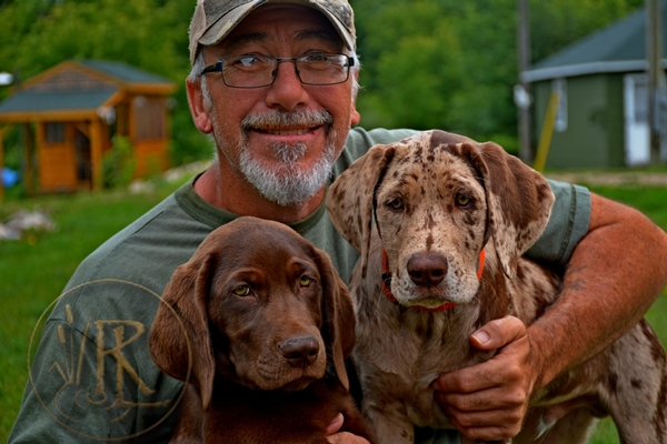 New Hunting Dogs