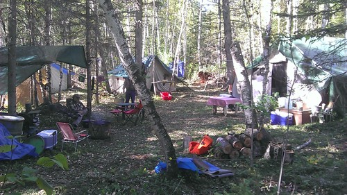 Fall Tent Camp Pictures