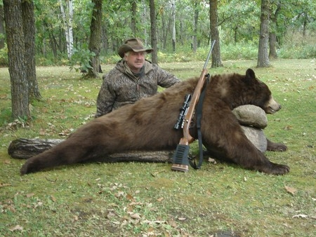 Canada Fall Black Bear Hunts