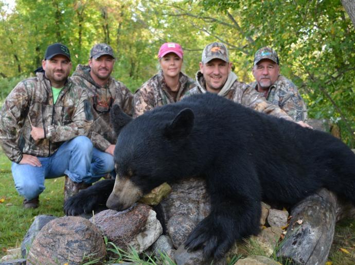 Canada Bear Hunting Lodge