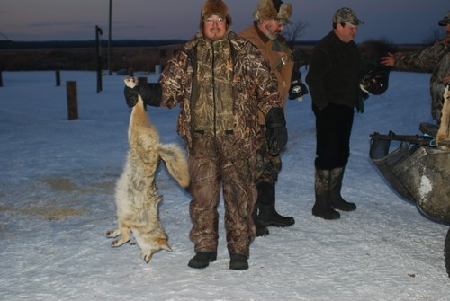 Manitoba Predator Hunting