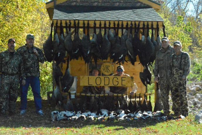 Manitoba Waterfowl Hunts