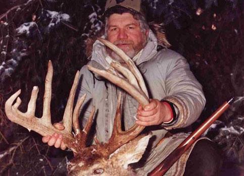 Manitoba Whitetail Deer Hunting
