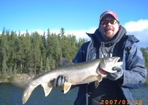 Riverside Lodge Fishing photo gallery.