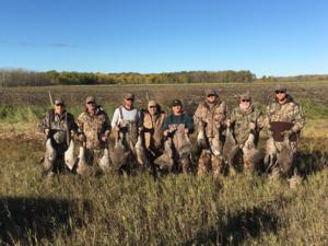 good goose shoot